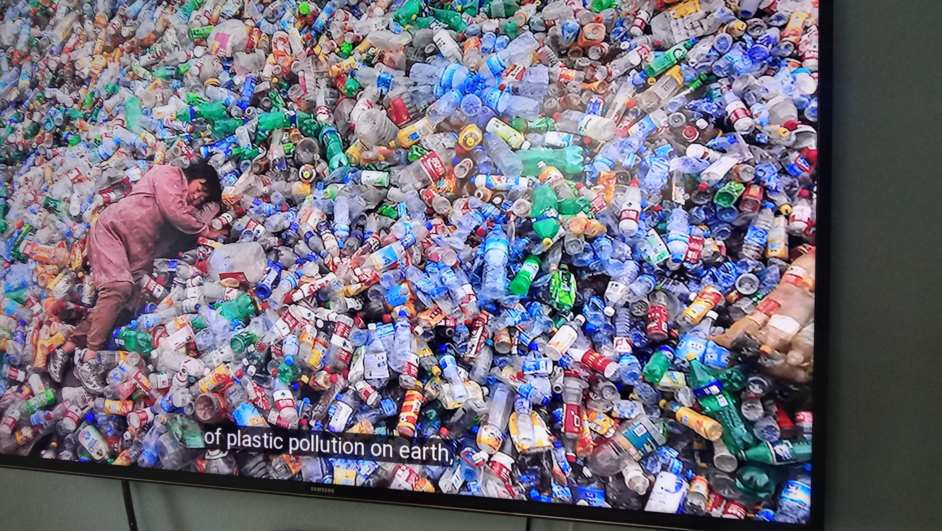 Coca-Cola: líder en basura en los océanos